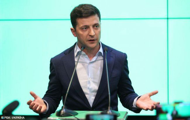 Зеленський очікує кінця війни на Донбасі після нормандської зустрічі