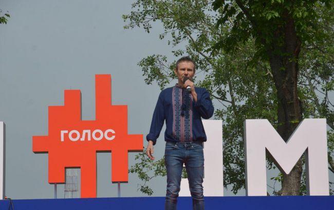 Вакарчук йде на вибори зі своєю партією