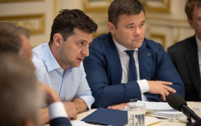Первые кадровые назначения Зеленского могут появиться до конца дня
