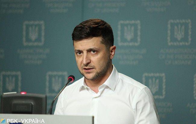 Зеленський назвав ключові теми зустрічі в нормандському форматі