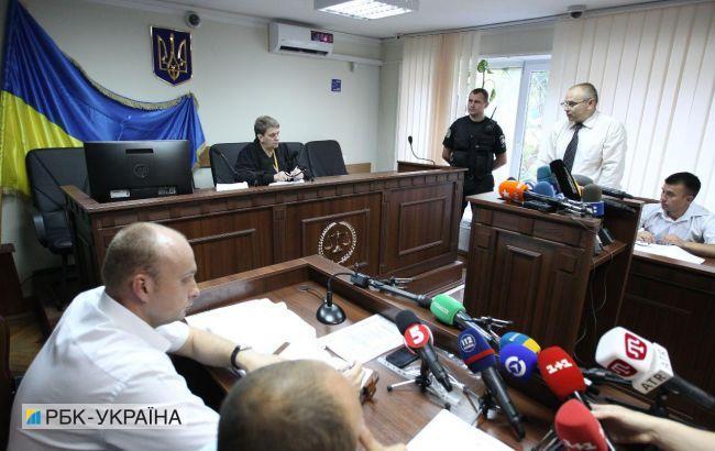 У Києві йде суд над поліцейськими, які застрелили дитину