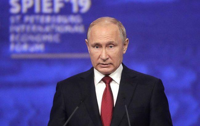 Путін розповів про його відносини з Зеленським