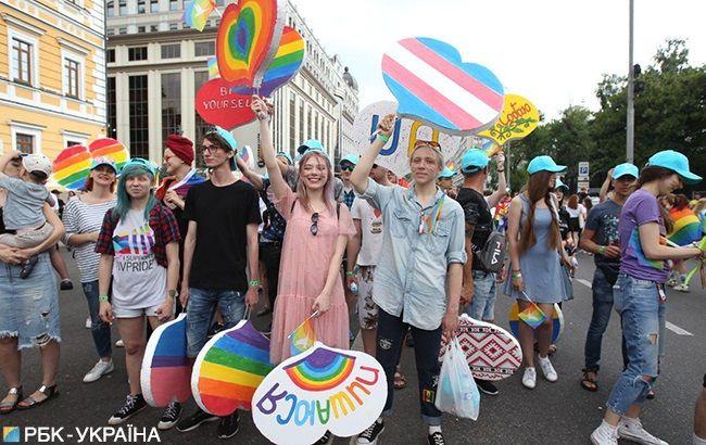 Київпрайд 2019: як пройшов Марш рівності в Києві