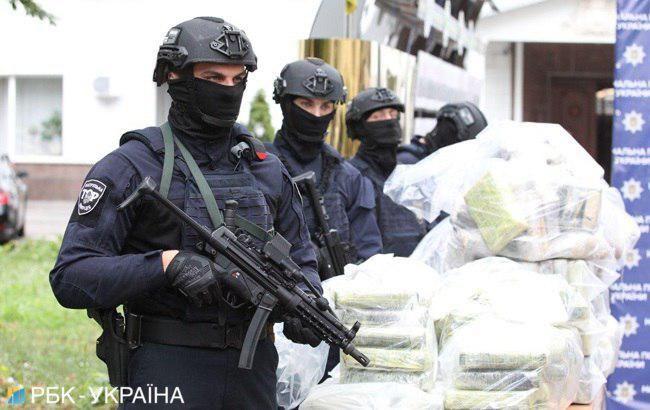 В Україні вилучили велику партію кокаїну з Латинської Америки