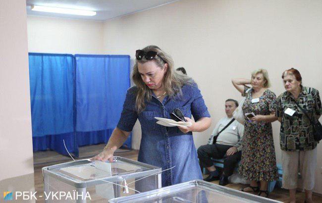 ЦВК почав публікувати перші результати виборів