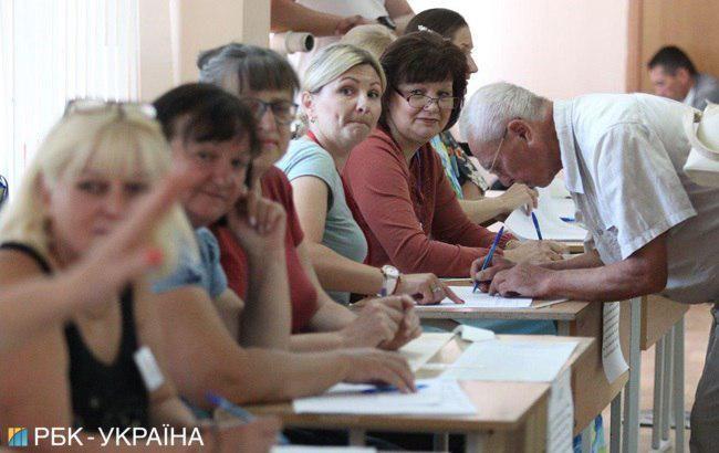Результаты выборов: известны имена почти 60 нардепов-мажоритарщиков