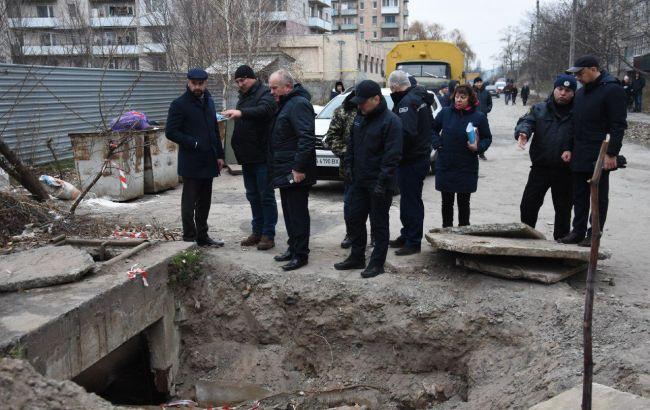 В Светловодске приостановили ликвидацию аварии на теплосетях, развернуты пункты обогрева