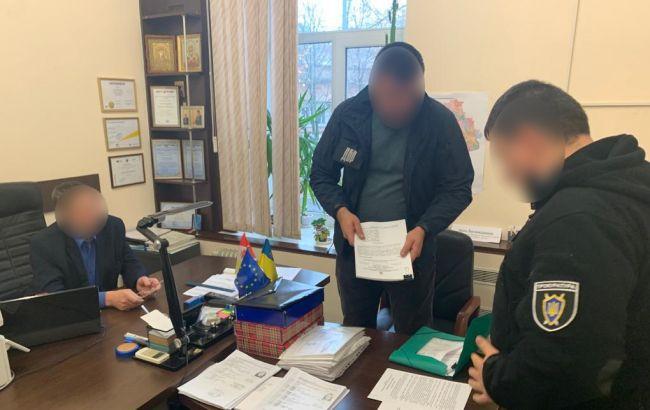 ГБР сообщило о подозрении начальнику миграционной службы Одесской области