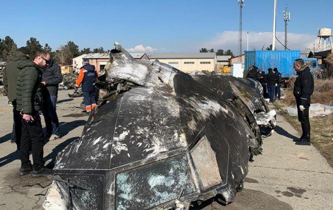 Катастрофа самолёта в Иране: в ОП сообщили о завершении политической части расследования