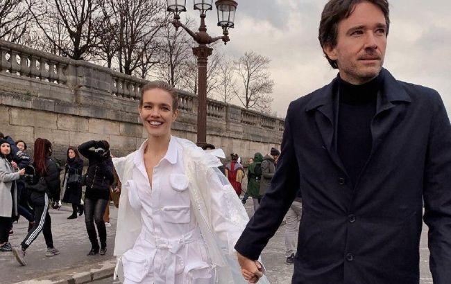 Идеальная невеста: Наталья Водянова в стильном свадебном наряде очаровала сеть красотой