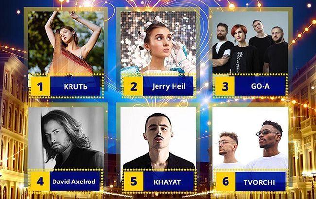 Євробачення 2020: букмекери назвали несподіваного учасника від України