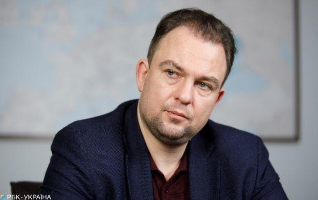 """И. о. главы """"Укрэнерго"""" уходит в отставку"""