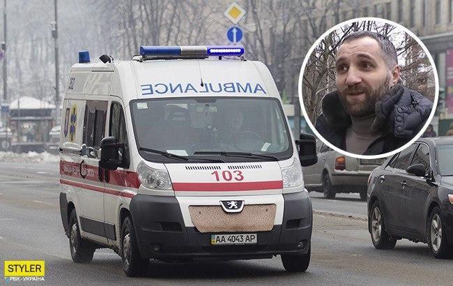 У Києві чоловік витягнув двох людей з каналу: він виявився відомим
