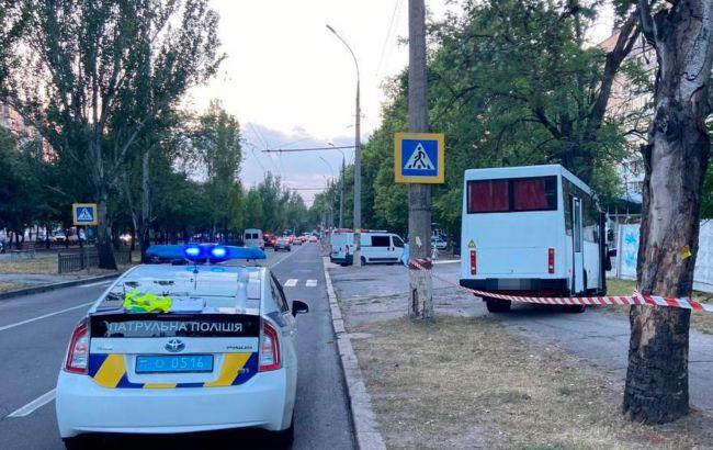 У Миколаєві в аварії постраждали 9 пасажирів маршрутки