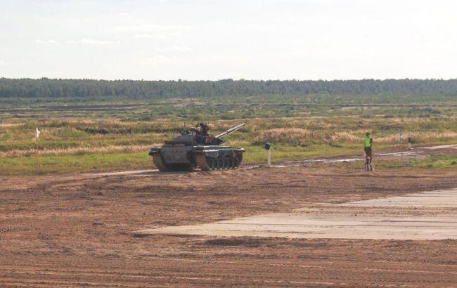 У Білорусі приводять в бойову готовність танковий батальйон