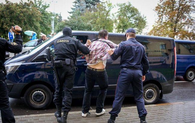 В Минске начался разгон студентов