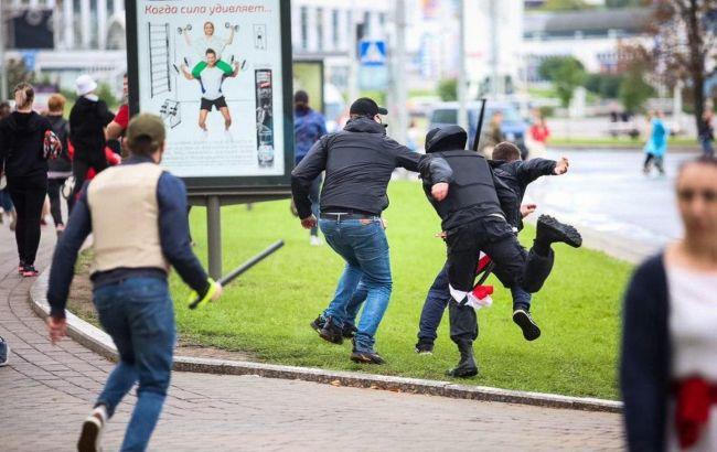 У Білорусі за добу затримали понад 600 учасників протесту