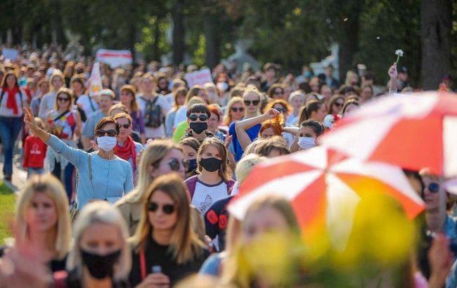 """""""Марш героев"""", военная техника и задержания: 36-й день протестов в Беларуси"""