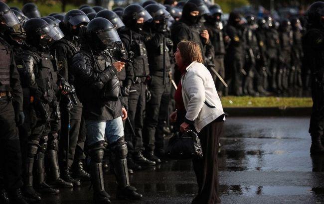 Правозахисники встановили понад 100 затриманих сьогодні у Білорусі