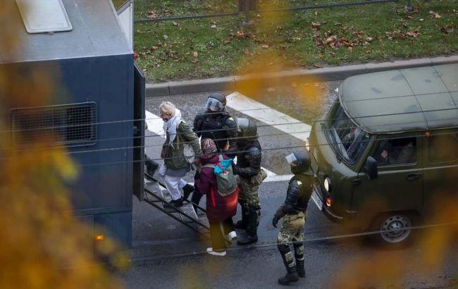 На протести в Білорусі затримали вже понад 300 осіб, - правозахисники