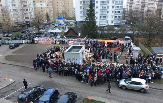 Протести в Мінську жорстко розігнали, учасників масово затримали