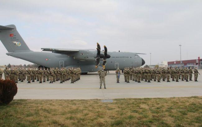 В Азербайджан прибули турецькі військові для розмінування Карабаху