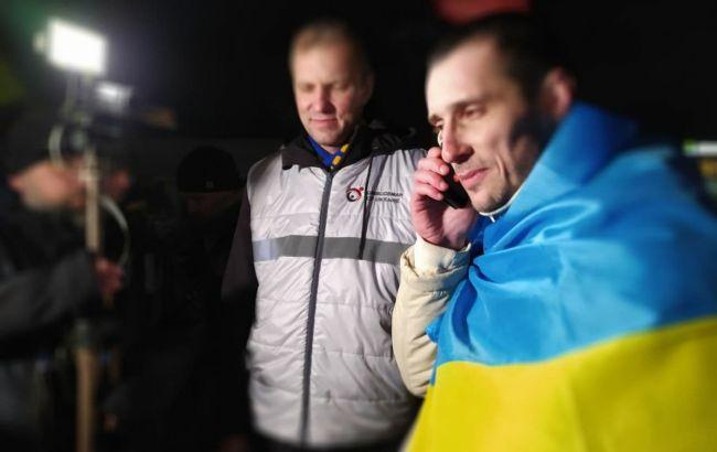 Бранець Кремля Шумков повернувся в Україну