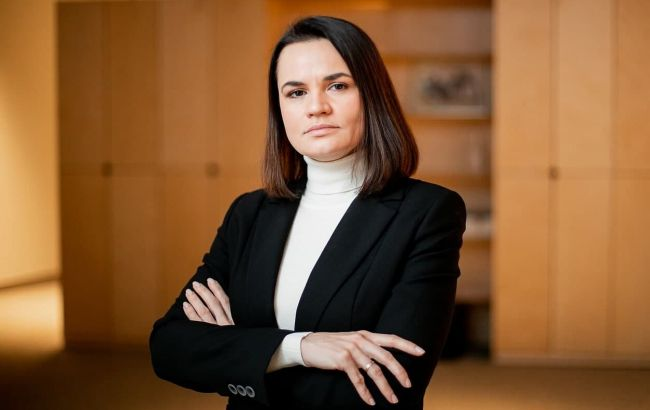 У Білорусі порушили справу проти Тіхановської за підготовку теракту
