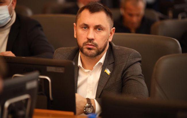 Стрихарский стал сопредседателем рабочей группы по подготовке законопроекта о реформе сферы захоронения