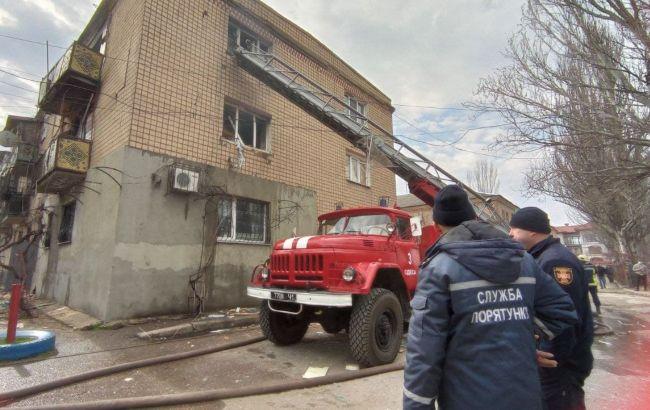 Взрыв газа в Одессе: полиция возбудила дело