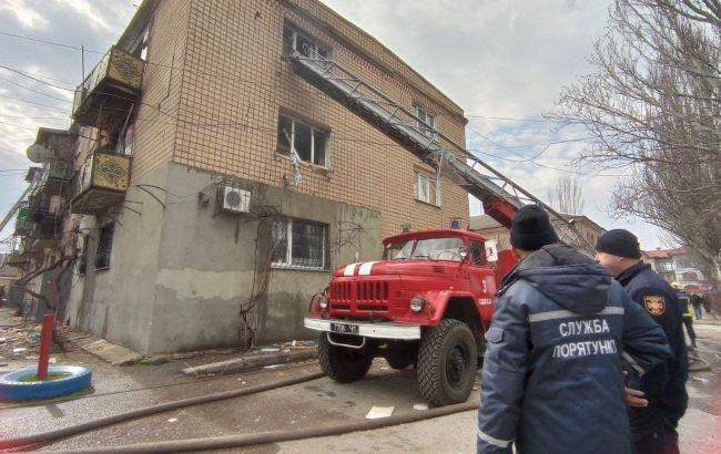 В Одесі стався вибух у багатоквартирному будинку. Є постраждалі