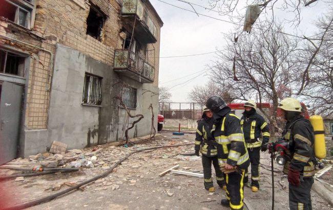 Число постраждалих від вибуху в Одесі зросло
