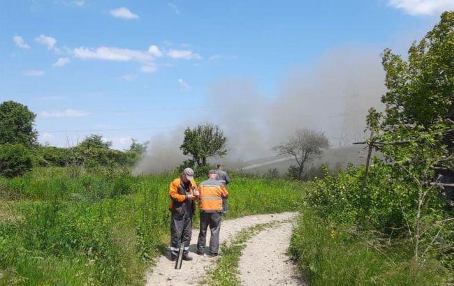 Авария на газопроводе на Прикарпатье: ГСЧС эвакуировала двух жителей