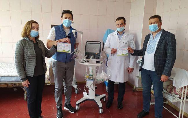 Благодійний фонд KustoHelp надав допомогу медикам в Україні