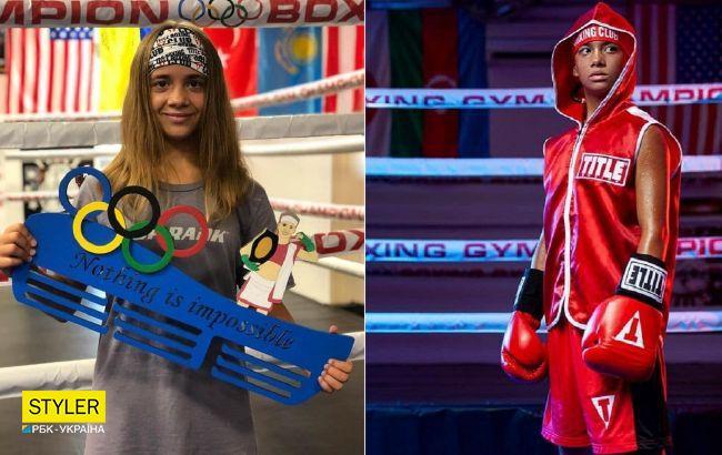 Победила россиянку и станцевала гопак: почему 13-летнюю украинку называют будущим мирового бокса