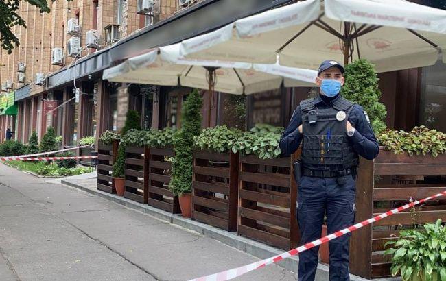 "В Черкассах посреди улицы застрелили мужчину. Объявлена операция ""Сирена"""