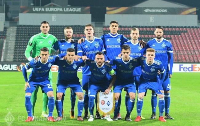 Скендербеу - Динамо 3-2: відео голів та огляд матчу