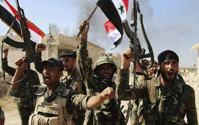 Войска Асада вошли в город Табка на севере Сирии