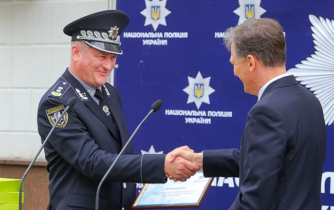Фото: подписание меморандума (npu.gov.ua)