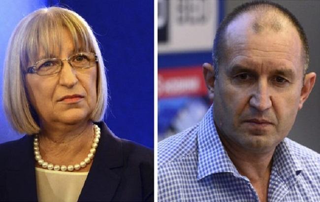 Фото: президентские выборы в Болгарии