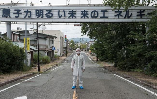 Польський фотограф показав, як природа поглинула Фукусіму за 4 роки