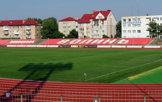 """""""Волинь"""" підписала футболіста, незважаючи на заборону заявляти нових гравців"""