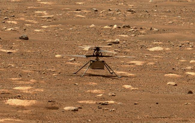 NASA назвало возможную дату полета вертолета на Марсе