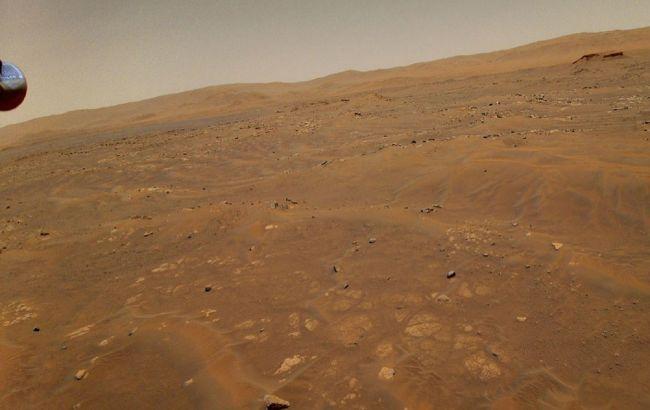 Вертолет NASA совершил шестой полет на Марсе: он прошел с небольшими проблемами