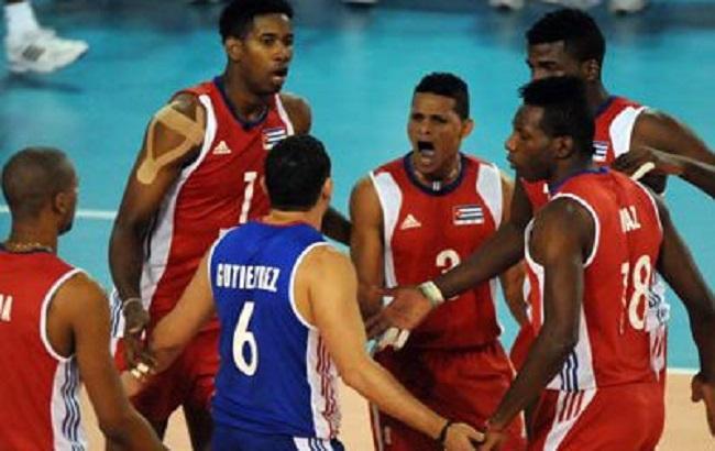 ВФинляндии задержаны волейболисты сборной Кубы поделу обизнасиловании