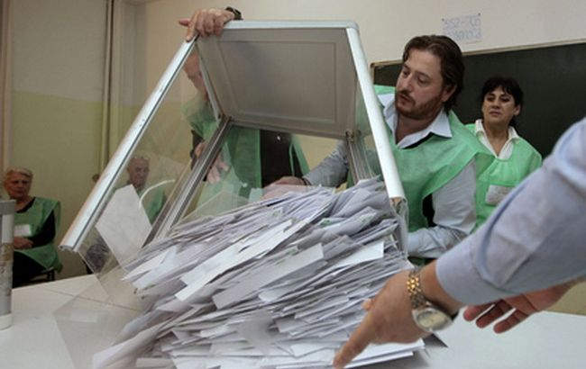 Фото: вибори в Грузії