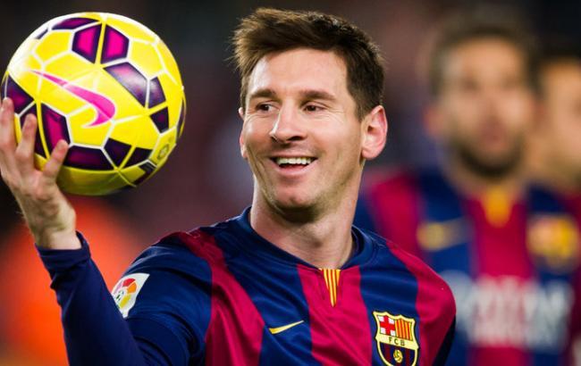 L'Equipe назвал Месси лучшим футболистом 2015 года