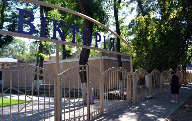 У ДСНС назвали ймовірну причину пожежі в таборі Одеси