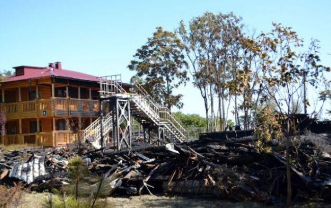 Пожежа в дитячому таборі в Одесі  стала відома ще одна версія спалаху  (7.75 48) cf92e45143838