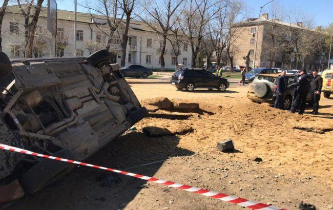 В полиции рассказали подробности взрыва в Одессе
